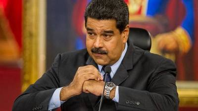 Ex presidentes contra régimen de Nicolás Maduro