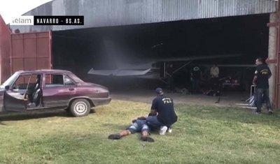 Tumban en Argentina una estructura de narcos dirigida por compatriotas