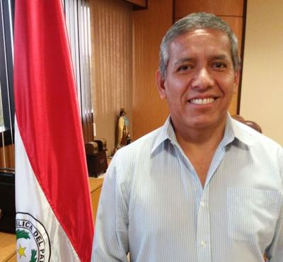 """Carlos Amarilla: """"Vamos a defender la Constitución"""""""