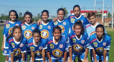 El Sportivo San Lorenzo femenino es de primera