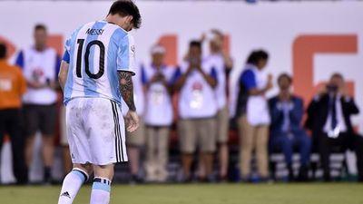 FIFA suspende a Lionel Messi