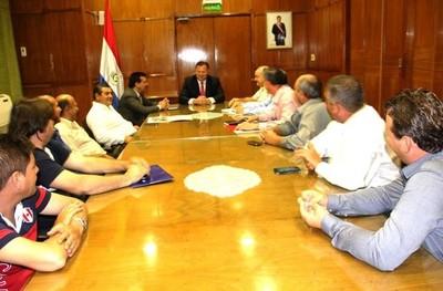 Evalúan obras para mejorar conectividad en varios distritos del Alto Paraná