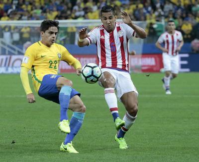 La Albirroja no pudo ante Brasil en San Pablo