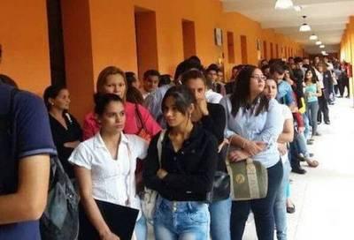 Jóvenes sin experiencia tendrán oportunidad para acceder al primer empleo