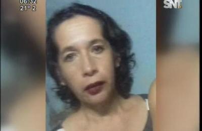 Mujer se encuentra desaparecida