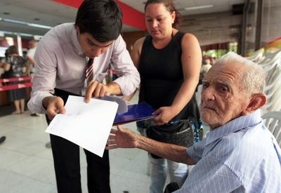 Ya están disponibles los resultados del censo de adultos mayores