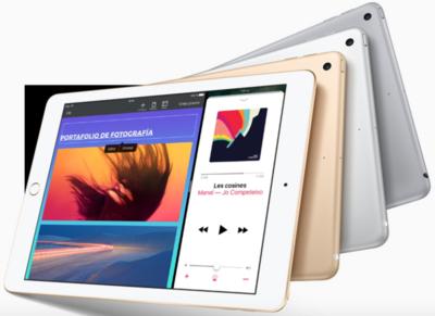 Di hola al nuevo iPad: potencia a un precio muy atractivo