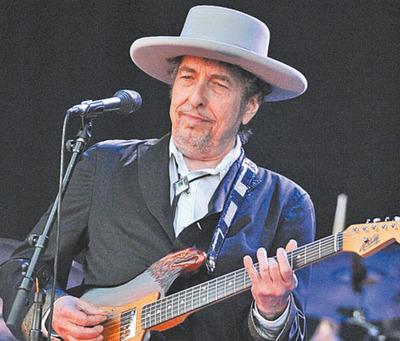 Dylan recibirá el Nobel el fin de semana