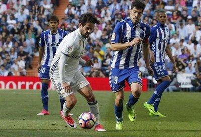 El Real supera al Alavés de Romero