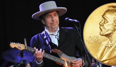 Bob Dylan ya tiene su Nobel