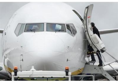 Esta noche normalizarán vuelos a Argentina