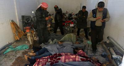 Rusia impide la condena de la  ONU a la matanza de Siria