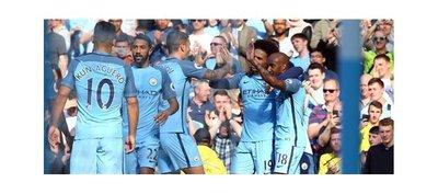 El City vence al Hull y llega a puestos de Champions