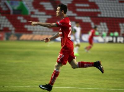 Ramírez y el gol van de la mano en Mineros