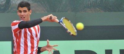 Paraguay pierde 2 puntos importantes en Copa Davis