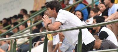 Garnero no desestima el Apertura, pero se ilusiona con la Libertadores