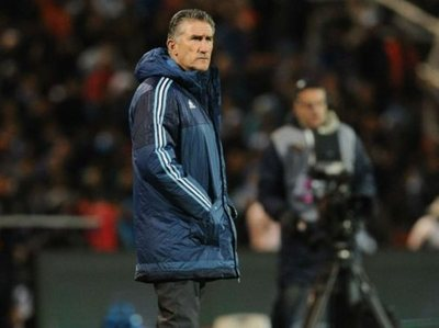 Bauza no sigue como técnico de Argentina
