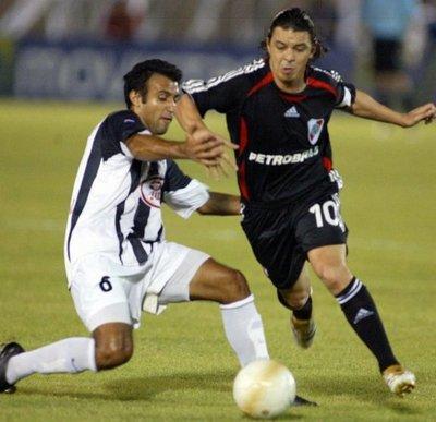 Ante argentinos en Libertadores