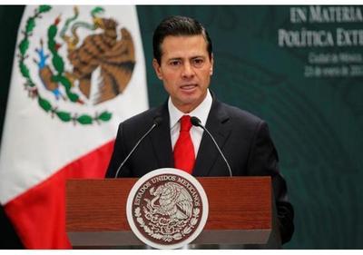 Peña Nieto visitará Paraguay en agosto
