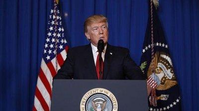 Trump: No vamos a meternos en Siria