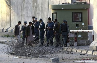 Kabul: Al menos cinco muertos en atentado cerca de Palacio