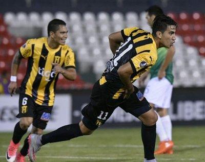 Libertadores en Guaraní