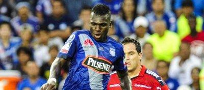 Emelec suma primeros tres puntos y hunde al Independiente de Medellín