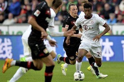 El Bayern Múnich tropieza en Leverkusen