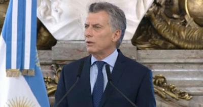 Macri aseguró que el Mercosur firmará acuerdo con UE este año