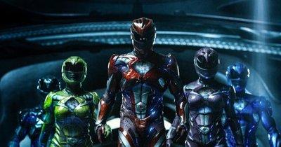 Power Rangers: Mórfosis en imágenes