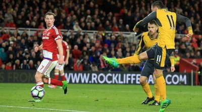Arsenal revive