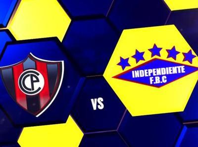 Cerro e Independiente CG regularizan su pendiente