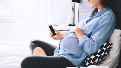 Asocian uso del móvil durante embarazo a la hiperactividad