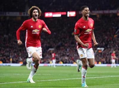 Manchester United sufre para derrotar a Anderlecht