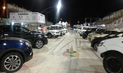 Inauguran en Encarnación Expo CADAM 2017