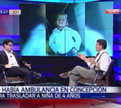 """Director del SEME: """"Hay suficientes ambulancias para la ciudadanía"""""""