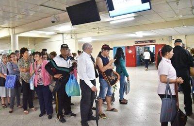 IPS: Se aguardan hasta 8 horas para lograr acceder a un turno recuperado