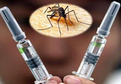 Aconsejan no aplicar  la dosis antidengue a menores de 9