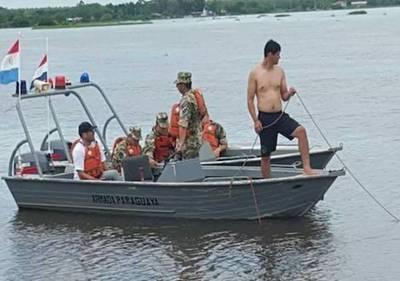 Desaparecieron dos pescadores en Misiones