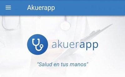 Akuerapp, la aplicación del Ministerio de Salud
