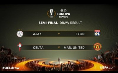 Semis de Europa League