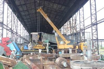 En Troche alistan inicio de zafra cañera en planta de Petropar