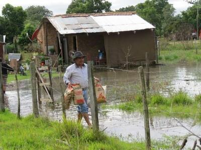 La castigada zona sur del país se recupera de los temporales
