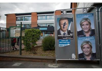 Francia: Abren colegios para primera vuelta de presidenciales