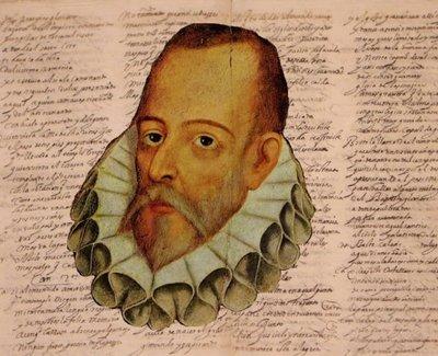Diez frases de Miguel de Cervantes