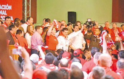 ANR dejaría sin efecto el mandato de la convención