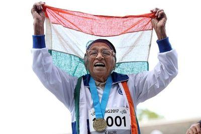Una atleta de 101 años se proclama campeona de 100 metros