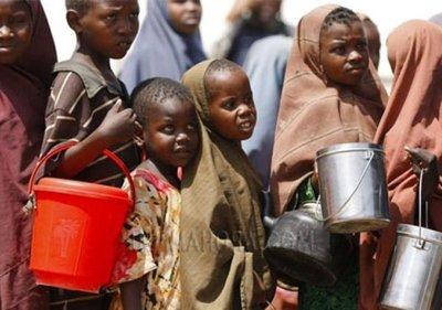 Alertan de graves crisis alimentarias que afrontan 22 países