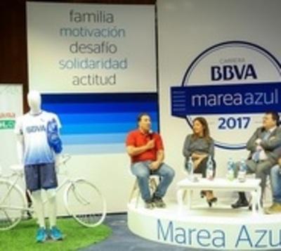 """BBVA presenta la edición de la corrida """"Marea Azul"""""""