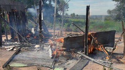 Detenida por incendiar casa de su exsuegra